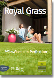 Brochure Royal Grass